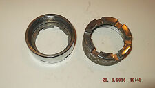 SACHS 100 EXHAUST PIPE LOCATING CASTELLATED NUT, MAY FIT OTHERS 1337 [5-12-24]
