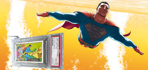 1968 A&BC Superman in the Jungle THE LOST CITY #23 NM-MINT 8-Vintage garno PSA