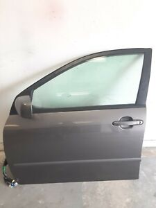 03-08 TOYOTA COROLLA Front Door DRIVER SIDE Sedan Electric Windows LOCAL PICKUP