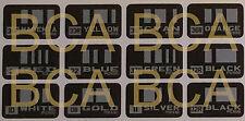 21 x PC ROLAND -600 * Cartuccia Stampante Etichette Codice a Barre Pois e colori di processo
