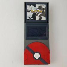 Pokemon Pokedex Handheld Electronic Game 2011 Jakks Pacific Red Grey  VGUC HTF
