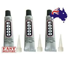 Jewellery Craft Repair Stick E6000 Compatible Glue 3x 9ml Clear Epoxy Resin