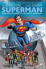 Superman Whatever Happened To Man Of Tomorrow Tp (Superman (Dc . by Alan Moore