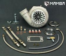 "MAMBA Ball Bearing Billet Turbocharger 4"" GTX3582R GT3582R w/ A/R 1.05 T3 V-Band"