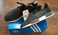 Brand new Adidas Originals NMD R1 Primeknit Black/Grey Uk 9 (EU 43 1/3)