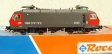 Roco 43512 H0 3-Leiter AC Locomotive Électrique Re 4/4 IV Le SBB Epoque 4/6