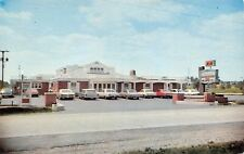 North Webster IN 1960s Cars (Station Wagon) @ M&M Restaurant~Telephone Booth PC
