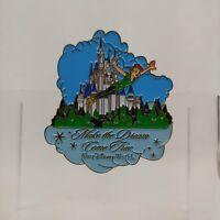 Disney Pin - WDW Peter Pan - Make the Dream Come True #3889