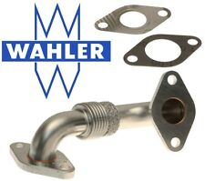 For VW Jetta Beetle BEW TDI 1.9L Wahler EGR Cooler Flex Connecting Pipe Gaskets