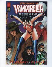 VENGEANCE of VAMPIRELLA: THE MYSTERY WALK # 0 (HARRIS COMICS, NOV 1995), VF/NM