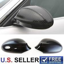 2006-2008 BMW E90 Pre-LCI 325i 328i 330i 335i 4 Door Carbon Fiber Mirror Covers
