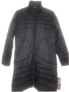 ADIDAS Blue Waterproof Windbreaker Full Zip Jacket SIZE 14 Good Condition