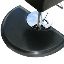 Rhino Mats 3' X 5' Full Inch Thick Usa Made Salon Chair Mats - Semi Circle