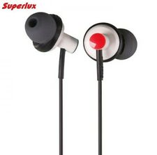 Superlux In Ear Earphones Wired Headset With Microphone For CellPhone MP3 HD381F