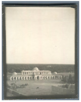 Afrique du Nord, à identifier  Vintage silver print.  Tirage argentique  10x