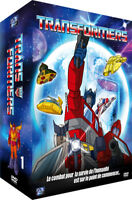 ★ Transformers ★ Partie 1 - Coffret 4 DVD