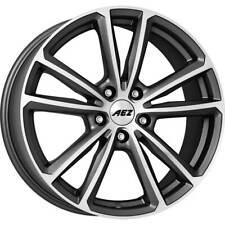 AEZ Felgen Tioga titan 7.0Jx17 ET44 5x115 für Opel Antara Astra Cascada Insignia