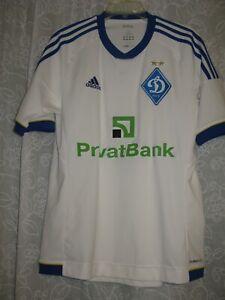 Dynamo Kyiv Kiev Shirt  adidas climacool size M 11/12 football shirt Ukraine