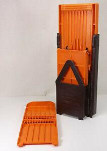 Vintage Borner West Germany Shredder Miracle Slicer Grater Mandolin