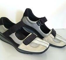 Mens PRADA Double-strap Sneakers Comfort Shoes Tricolor US 7 EURO 40