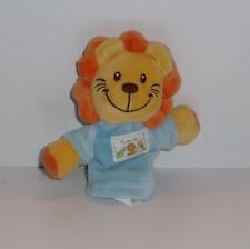 Doudou Lion Kiabi - Collection ma petite tribu