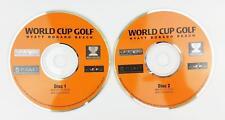 World Cup Golf: Hyatt Dorado Beach (3DO, 1994) Windows Game Disks Only