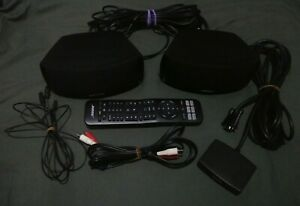 BOSE CineMate GS Series-II Digital Home Theater Speaker System W/Remote Untested