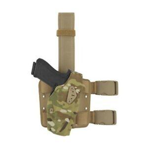 Safariland 6354DO-283-701-MS19 ALS/SLS Optic Holster MultiCam RH For Glock 19/23