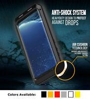 Gorilla Aluminum Metal Shockproof Case Samsung Galaxy S20 S10 S9 S8 Plus S7 Note