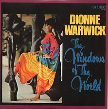 ★☆★ CD Dionne WARWICK - Burt Bacharach The Windows Of The WorLd MINI LP  ★☆★