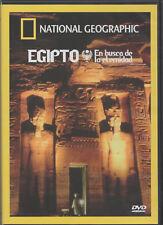 *National Geographic: Egipto: En Busca de La Eternidad (DVD)