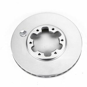 PowerStop for 1997 Infiniti QX4 Front Evolution Geomet Coated Rotor