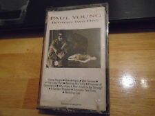 SEALED RARE OOP Paul Young CASSETTE TAPE Between Two Fires SQUEEZE The The ABC !