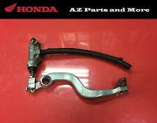 1999 Honda CR250 CR 250 Nissin Rear Brake Master Cylinder Foot Lever Control OEM