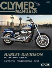 Clymer Motorcycle Repair Manual Harley-Davidson FXD Dyna Series 06-11