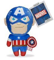 Captain America - Phunny Plush-KIDTRPHP0101
