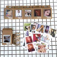 40pcs Set Kpop BLACKPINK TWICE IZONE GOT7 Lomo Photo Cards Cute Photocard