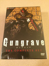 Gungrave - The Complete Series DVD 7 Disc Thinpak Funimation / Geneon 2009 Ed.