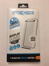 Gadget Guard Black Ice Cornice 2.0 Tempered Screen Guard, Samsung Galaxy Note 8