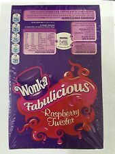 Wonka Fabulicious Raspberry Twister 1kg Box