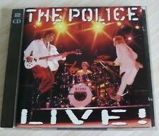 2 CD ALBUM THE POLICE LIVE 30 TITRES 1995 COMPILATION