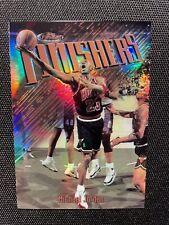 1997-98 TOPPS FINEST MICHAEL JORDAN FINISHERS REFRACTOR #39