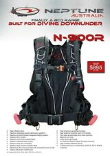 new neptune N900R scuba dive diving bcd