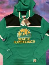 abe2c22f2957 Mitchell   Ness Size S Seattle Supersonics NBA Fan Apparel ...