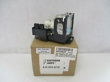 ~NEW~ SANYO 610-293-8210  LAMP IN HOUSING FOR PROJECTOR