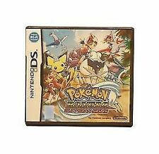 Pokemon Ranger: Guardian Signs (Nintendo DS, 2010)