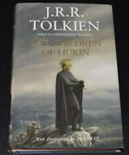 Children of Húrin JRR Tolkien First HarperCollins Edition, First Printing
