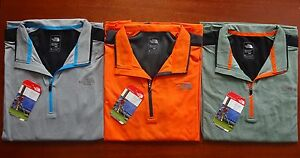 North Face Men's Kilowatt 1/4 Zip NWT!!! Save $$$