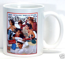 Friends Rolling Stone Cover Coffee Cup Mug Unique Custom Collectible Gift