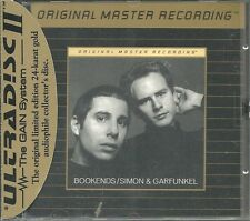 Simon & Garfunkel Bookends MFSL Gold CD Neu OVP Sealed UDCD 732